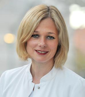 Nicole Balint Leiterin der Kinder-und Jugendgynäkologischen Sprechstunde Charité Berlin