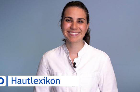 Dr. Alice Martin in the dermanostic Youtube series: Skin Lexicon